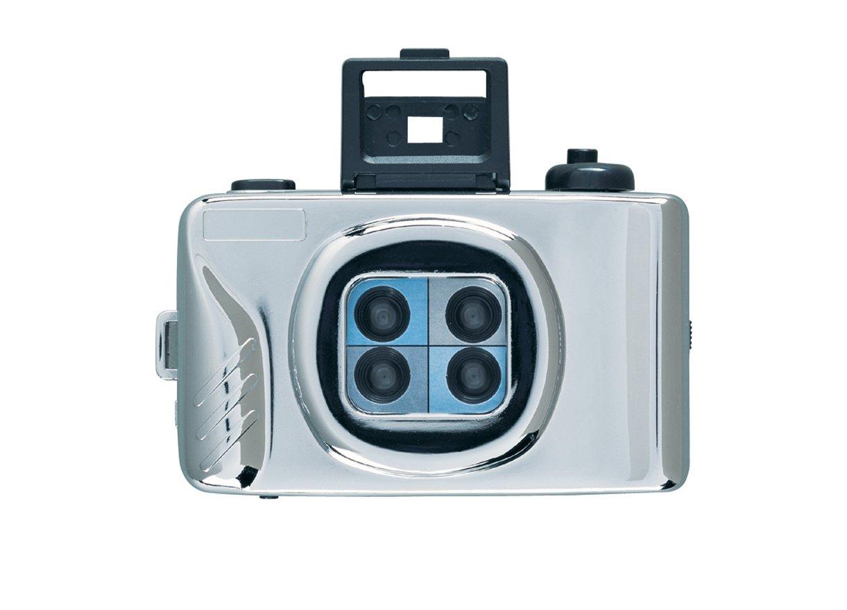 Lomography ActionSampler Camera (Chrome)