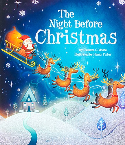 The Night Before Christmas (Picture Books)