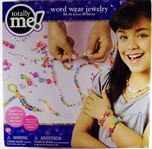 Totally Me Word Wear Jewerly by Toys R Us