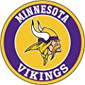 Fan Mats NFL Minnesota Vikings Roundel Mat