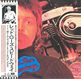 PAUL MCCARTNEY PAUL MCCARTNEY RED ROSE SPEEDWAY CD MINI LP WITH OBI