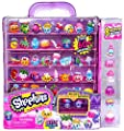 Shopkins Season 5 2016 Glitzi Collectors Case with 8 Exclusive Shopkins by mOOSE TOYS