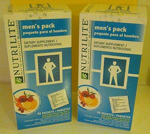 Nutrilite® Men'S Pack-60 Packets(Pack Of 2)