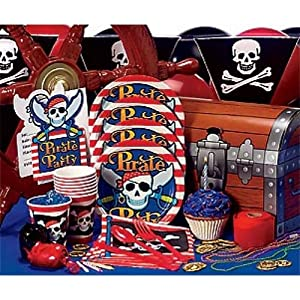 Pirate Party Kit Plus
