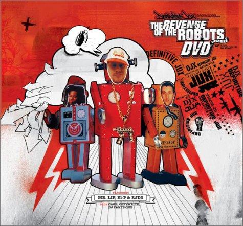 Definitive Jux-Revenge Of The Robots front-441152