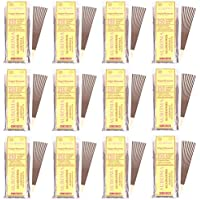 Auroma Agarbathies Auroville Wood Incense Stick (480 G,20 Cm, Pack Of 12)