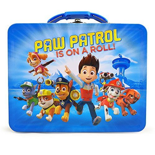 Paw Patrol Tin Box Paw Patrol is on a Roll - 1
