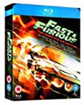 Fast & Furious 1-5 Box Set [Blu-ray]...