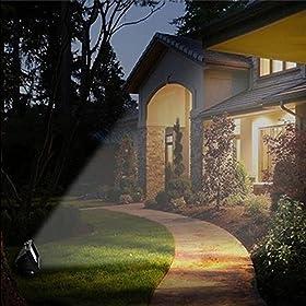 Solar Flood Light