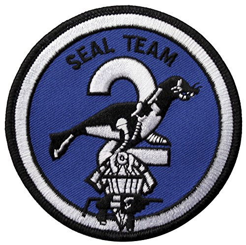 Navy Seal Team 2 Patch Full Color (Navy Seal Team 2 compare prices)