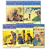 Secret Seven Collection 1 to 5 books Set By Enid blyton.(The Secret Seven, Secret Seven Adventure, Well Done, Secret Seven, Secret Seven, Go Ahead, Secret Seven)