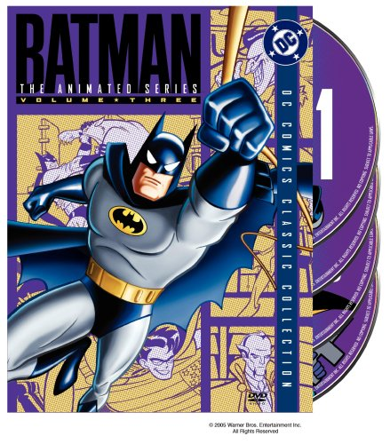 Batman The Animated Series Volume Three Dc Comics Classic Collection