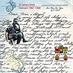 Amazon Thirty Five Letters From Vietnam Audible