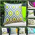 Kissen Für Den Garten Wasserabweisend Für Rattan-/Gartenmöbel von Gardenista auf Gartenmöbel von Du und Dein Garten