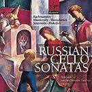 Sonates Russes Pour Violoncelle Et Piano