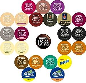 NESCAFÉ Dolce Gusto Variety (24 Flavours, 26 Pods)