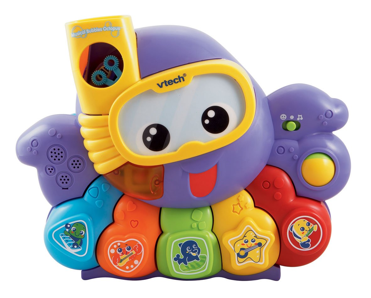 VTech Octobubble Orchestra       Babyreviews