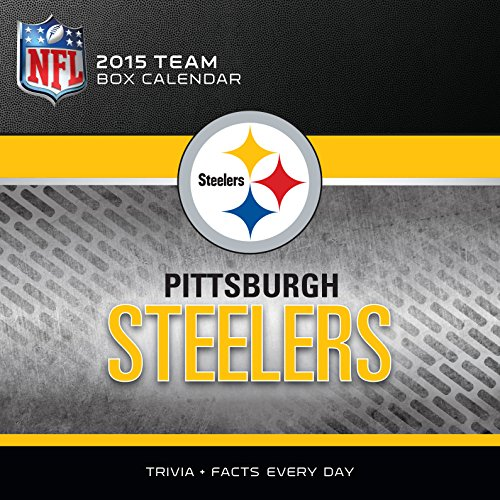 Steelers Desk Calendars Pittsburgh Steelers Desk Calendar