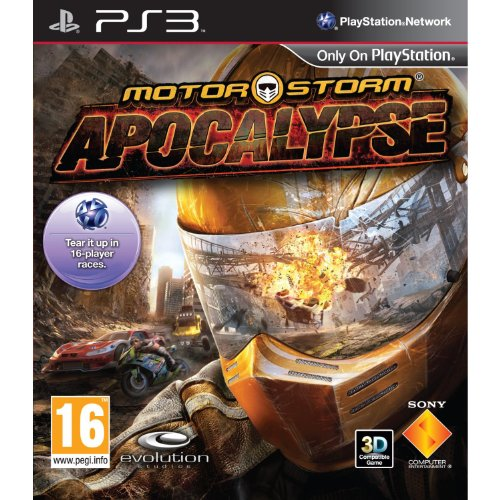 Motorstorm Apocalypse (PS3) (UK IMPORT)