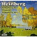 Weinberg: Symphony No. 2/Chamber Symphony No. 2