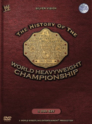 WWE - History Of The World Heavyweight Championship [DVD] [2009]