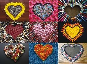 Clementoni 30499.8 - Puzzle 500 teilig Madalene's hearts