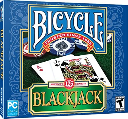 Bicycle Blackjack (Jewel Case)