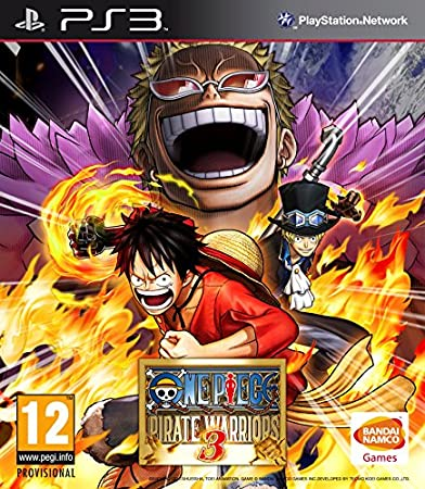 One Piece Pirate Warriors 3 (PS3)
