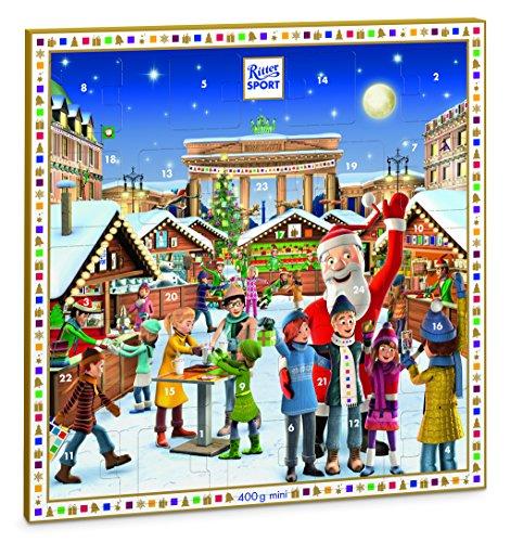 Ritter Sport Minis Advent Calendar 400g