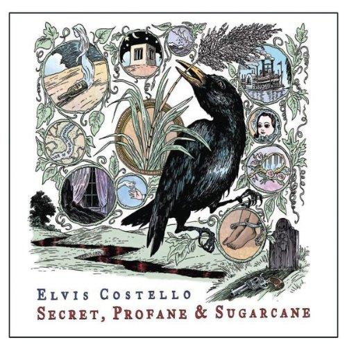 Elvis Costello - Secret, Profane & Sugarcane - Zortam Music