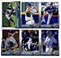 2015 Topps Baseball Cards Kansas City Royals Team Set (Series 1 & 2 - 22 Cards) Including Lorenzo Cain, Eric Hosmer, Wade Davis, Royals Team Card, Salvador Perez, Yordano Ventura, Alcides Escobar, Brandon Finnegan, Jason Vargas, Salvador Perez, Greg Holla