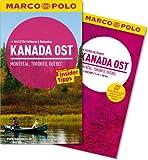 MARCO POLO Reiseführer Kanada Ost, Montreal, Toronto, Québec: Reisen mit Insider-Tipps. Mit EXTRA Faltkarte & Reiseatlas