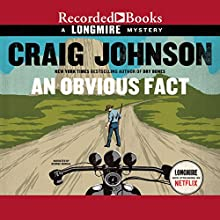 An Obvious Fact Audiobook by Craig Johnson Narrated by George Guidall