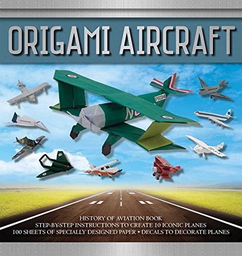 Image for Origami Aircraft (Origami Books)