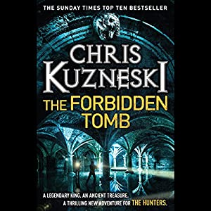 The Forbidden Tomb Hörbuch