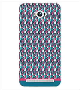 PrintDhaba Pattern D-1786 Back Case Cover for ASUS ZENFONE MAX ZC550KL (Multi-Coloured)