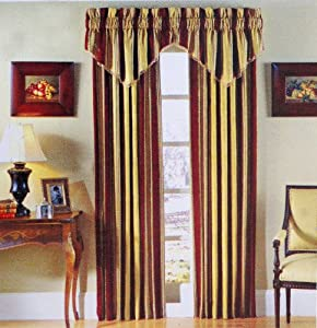 Waverly Home Classics One Rod Pocket Drapery Panel 50 W X 84 L Lined