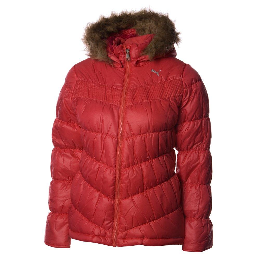 PUMA Kinder Girls Padded Jacke günstig kaufen