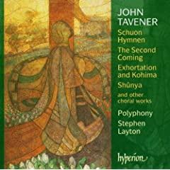 Schuon Hymnen & Other Choral Works (Hybr)