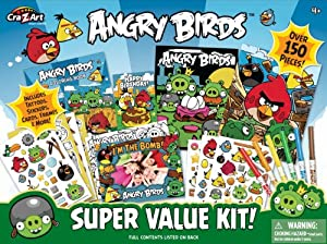 Angry Birds Super Value Kit from Angry Birds
