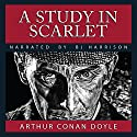 A Study in Scarlet [Classic Tales Edition] Audiobook by Arthur Conan Doyle Narrated by B.J. Harrison