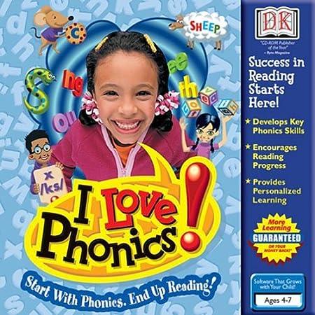 I Love Phonics Software