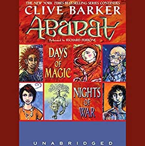 Days of Magic, Nights of War Audiobook