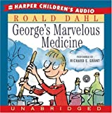 George's Marvelous Medicine Cd Unabridged