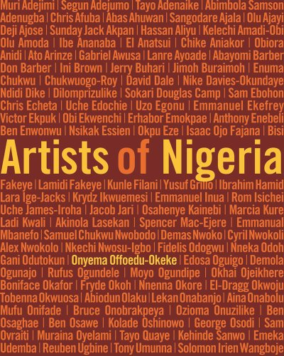 Artists of Nigeria: Onyema Offoedu-Okeke: 9788874395477: Amazon.com: Books