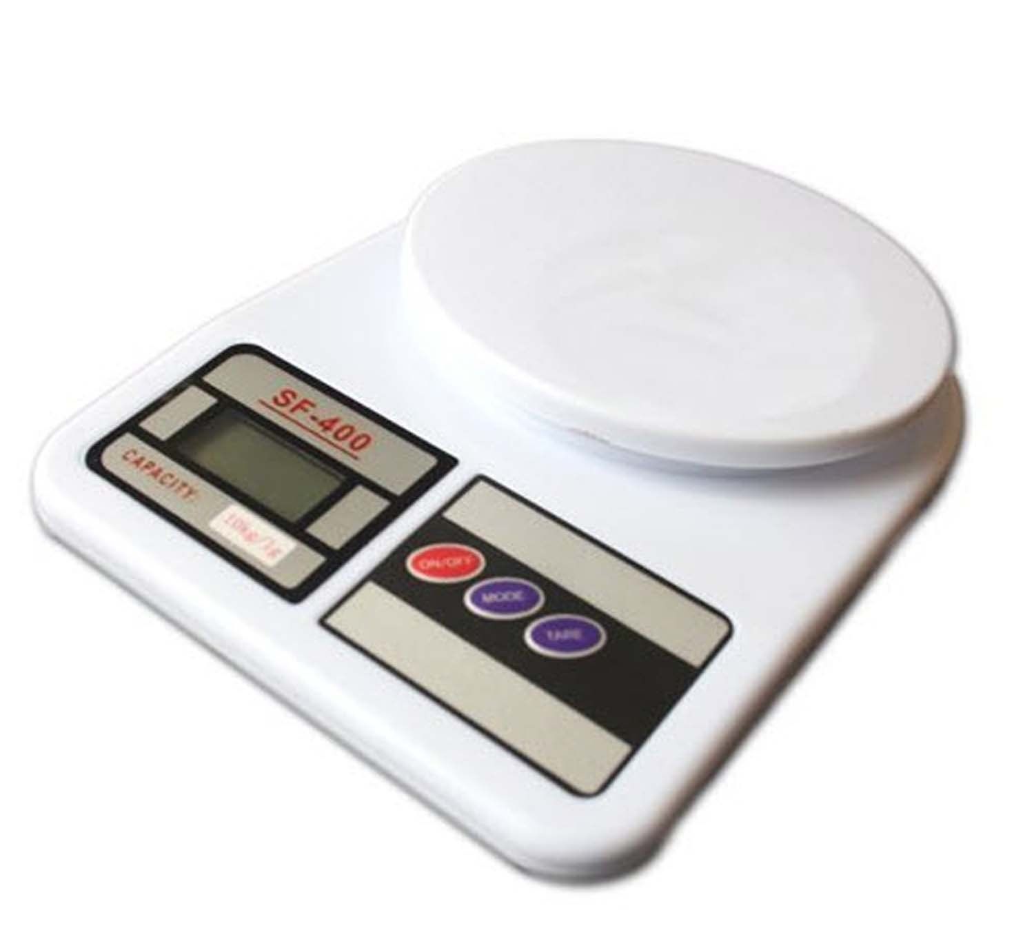 Kingavon 10kg Electronic Weighing Postal Kitchen Food Scales