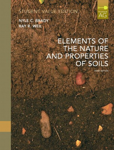 Elements of Nature and Properties of Soil, Student Value...