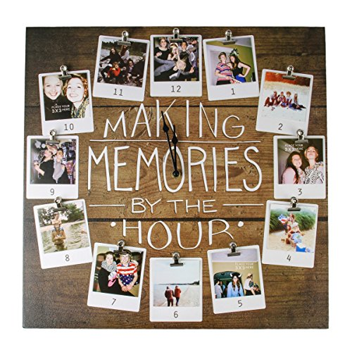 Making Memories by the Hour Clock (Clock Frame compare prices)