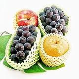 果物 ギフト 旬の フルーツ 詰め合わせ ピオーネ りんご 梨 果物セット