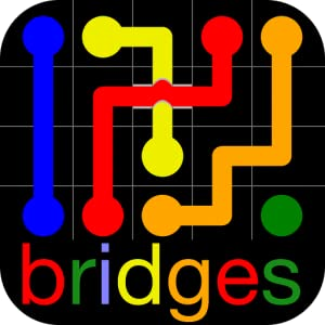 Flow Free: Bridges by Big Duck Games LLC